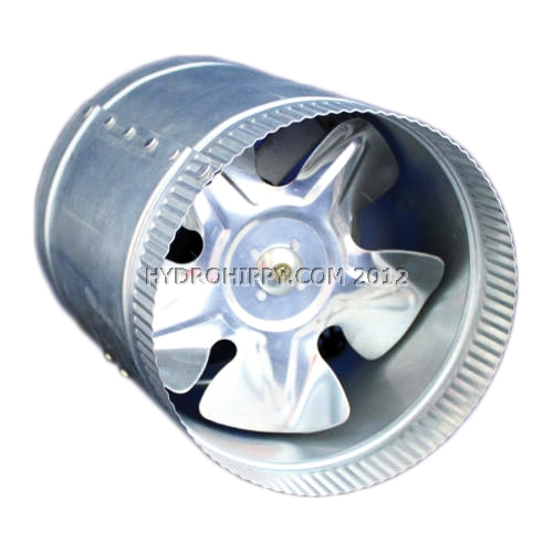 In Line Duct Booster Fan : Quot booster in line duct fan air ventilation
