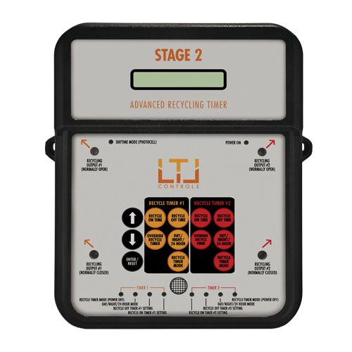 Stage 2 - Advanced Recycling Timer