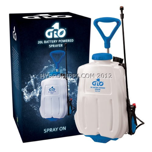Gro1 5 Gallon Battery Powered Sprayer