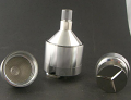 HD Metal Spice Mill Small