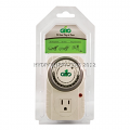 120V Single Outlet Mechanical Timer