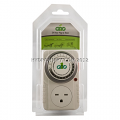 240V Single Outlet Mechanical Timer