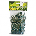 Gro1 Large Plant Clips - 20 pack