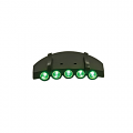 Gro1 Green LED Hat Light