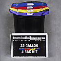 Boldt Bags 32 Gallon 4 Bag Kit