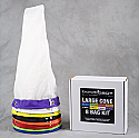 Boldt Bags Large Cone 8 Bag kit