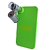 Special Edition iPhone 4/4s Case + LED Binocular Microscope 60x