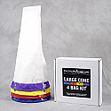Boldt Bags Large Cone 4 Bag kit