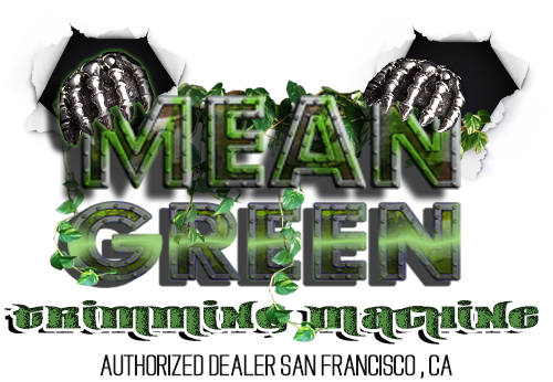 The Mean Green Trimming Machine Best Dry trimmer on the market
