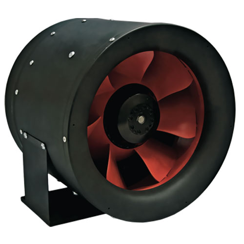 """10"""" F5 High output In Line Fan - 1060CFM"""