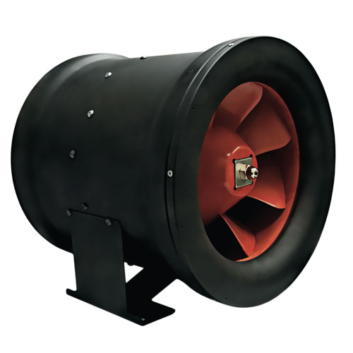 """12"""" F5 High output In Line Fan - 1880CFM"""