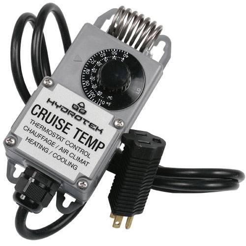Thermostat cruise Temp (Cooling & Heating)