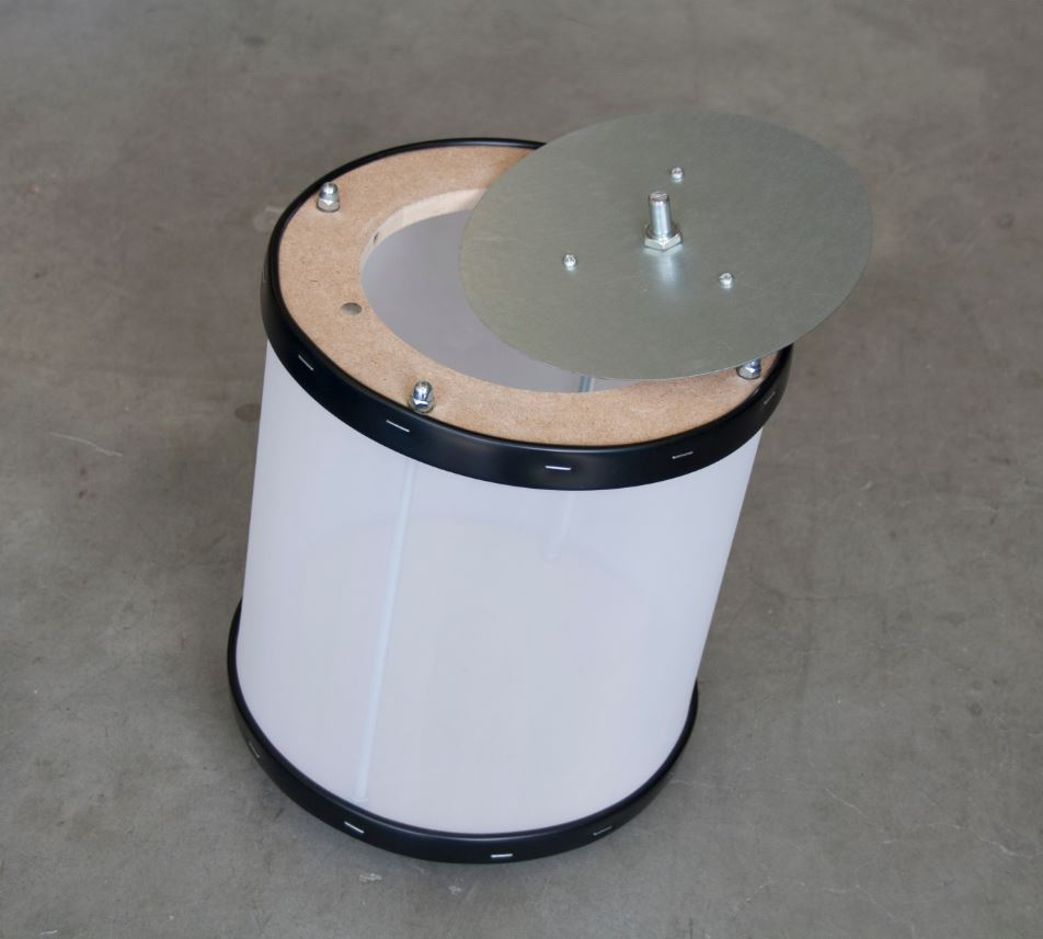 REPLACEMENT DRUM FOR POLLINATOR P500 145 MICRON