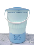 Bubble Extracter Machine