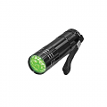 Gro1 Green LED Mini Flashlight