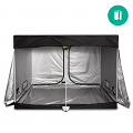 OneDeal Grow Tent 10' x 5' x 6.5' (105x36x20cm)